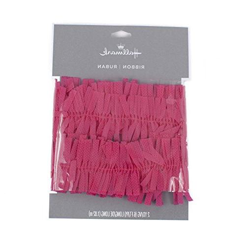 Hallmark Wrapping Paper Gift Fringe