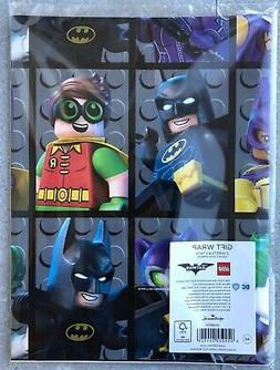 LEGO BATMAN WRAPPING PAPER by HALLMARK 2 GIFT WRAP& 2 TAGS P