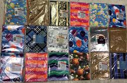 Lot 18 American Greetings Vintage Gift Wrapping Paper Variou
