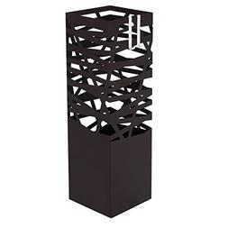 SONGMICS Modern Umbrella Stand Rack Free Standing for Canes/