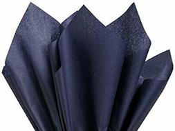 "Navy Blue Tissue Paper 15"" X 20"" - 100 Sheet Pack"