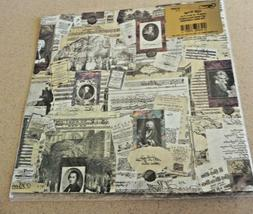 NIP Vintage Caspari Gift Wrapping Paper The Great Composers