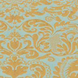 """Palazzo Gift Wrapping Paper in Turquoise - 30"""" x 5' Roll"""