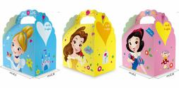 Disney Princess Gift Loot Boxes 3 Pcs Paper Wrapping Bags Ca