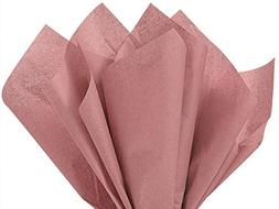 Rose Gold Tissue Paper 15x20 100 Sheets Premium Quality Gift