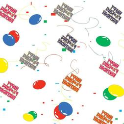 RUDE ~ Happy F%#KING Birthday Wrapping Paper + 1 million bil