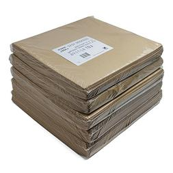 "Sandwich Wrapping Paper Bulk - 5000 Count - 12"" x 12"" - Natu"