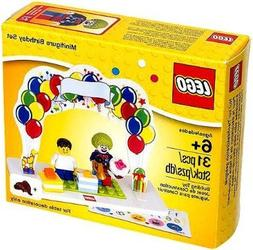 LEGO Set Minifigure Birthday Set