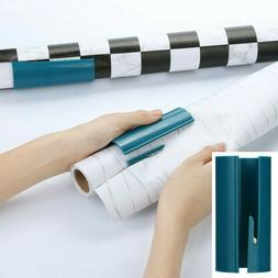 Sliding Wrapping Paper Cutter Roll Cutting Arts Package Pape