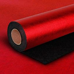 LaRibbons Solid Color Gift Wrapping Paper Roll 30x16.5- 42 S