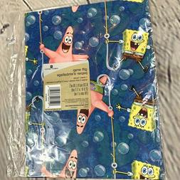 Spongebob Squarepants Wrapping Paper Gift Wrap Sealed 3 Diff