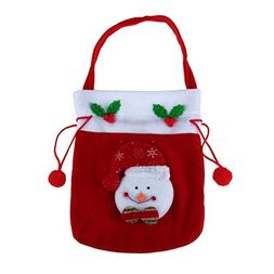 ABYSTEPS Stockings & Gift Holders Bag Candy Bags Sack Embroi