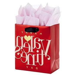 Hallmark Small Valentine's Day Gift Bag with Tissue Paper