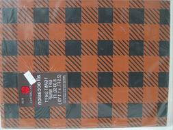 Vintage Checkered Gift Wrap By American Greetings Wrapping P