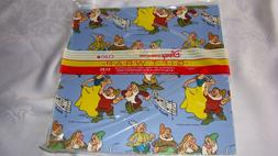 Vintage CLEO Gift Wrap World Map Lot Scrapbooking Father's D
