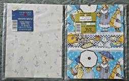 Vintage American Greetings Gift Wrap Wrapping Paper BRIDAL S
