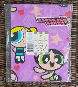 Vintage American Greetings Powerpuff Girls Gift Wrap/Wrappin