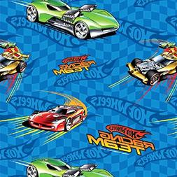 Amscan Hot Wheels Birthday Party Speed City 5 Gift Wrap with