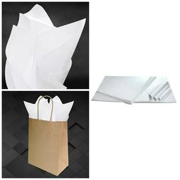 White Gift Sheet Wrap Tissue Paper Party Gifts Wrapping Supp