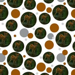 White-Tailed Fawn Alert Baby Deer Premium Gift Wrap Wrapping