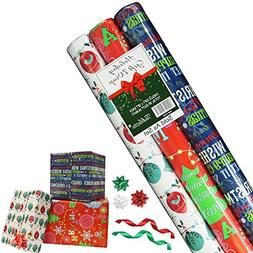 Wrapping Paper - Christmas Wrapping Paper - Holiday Wrapping