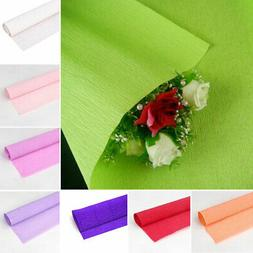 Wrapping Paper Solid Color Florist Supplies for Wedding Bouq