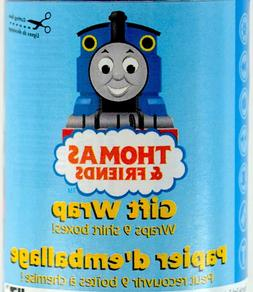 "Thomas The Train Wrapping Paper ""The Railway Series"" 40 Sq F"