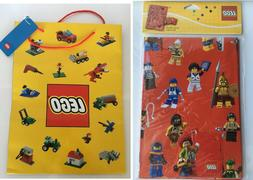 Lego Wrapping Paper with Gift Tags Birthday Gift Wrap ~2 She