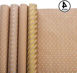 Wrapping Paper - Gift Wrapping Paper - Kraft Wrapping Paper